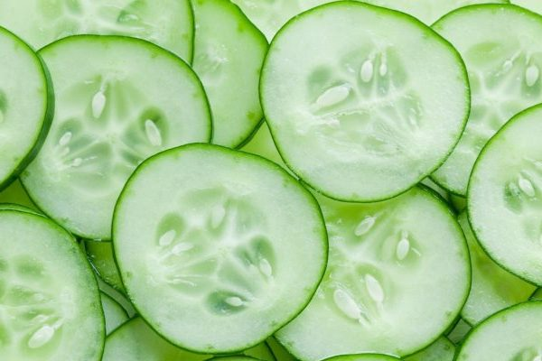 Cucumber skin and hair benefits