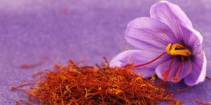 Saffron nutritional value