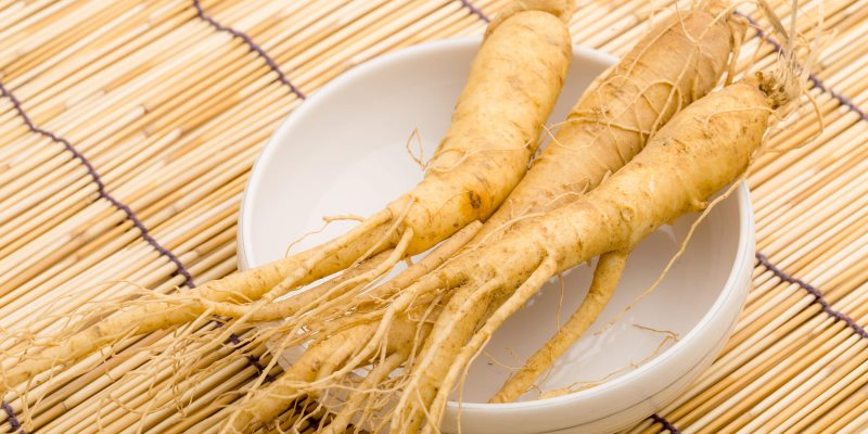 Ginseng, Cosmetic uses