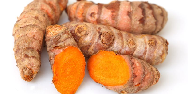 turmeric nutritional value