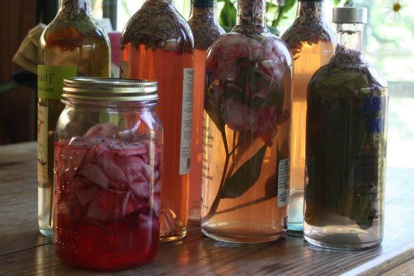 Delicious healthy herbal wines