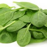 Spinach for health and wellness