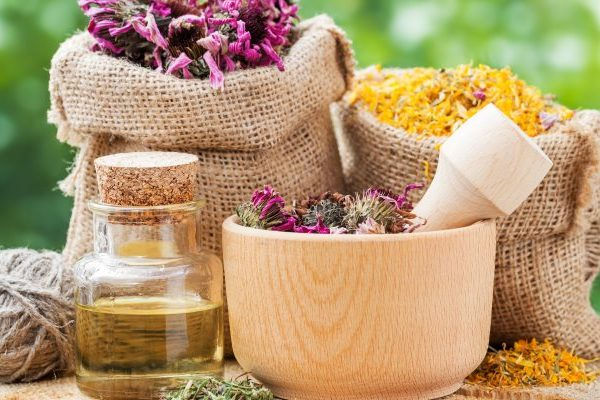 The best anti-aging herbs