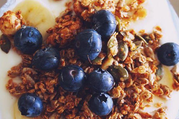 Granola eating benefits