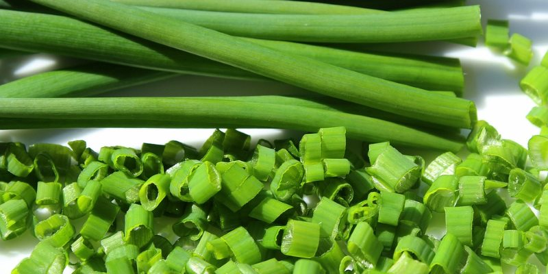 The health benefits of chives