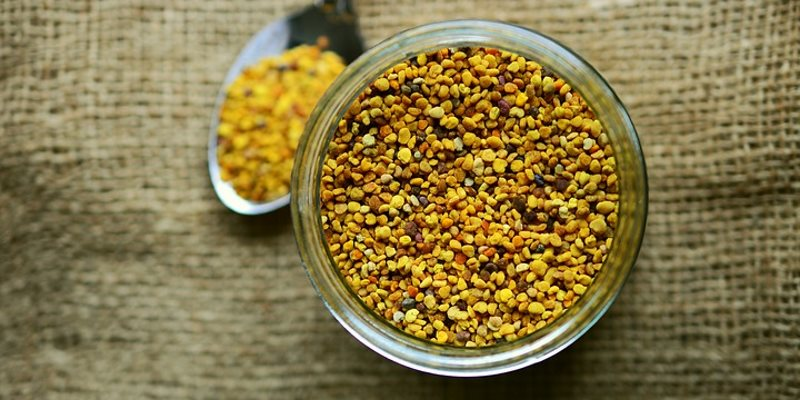 The exceptional properties of Bee Pollen
