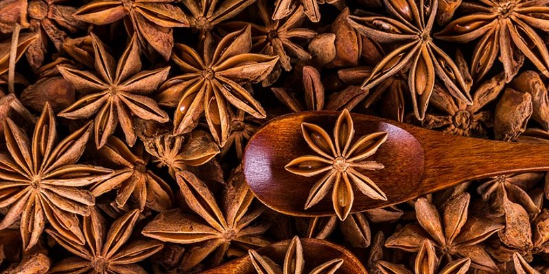 Anise for shiny hair and skin!