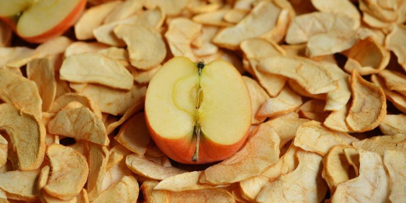 Αφυδατωμένα φρούτα και λαχανικά – γιατί να τα προτιμήσετε