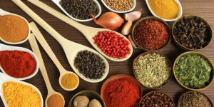 spicy herbs