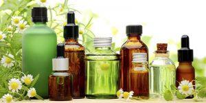 aceites herbales